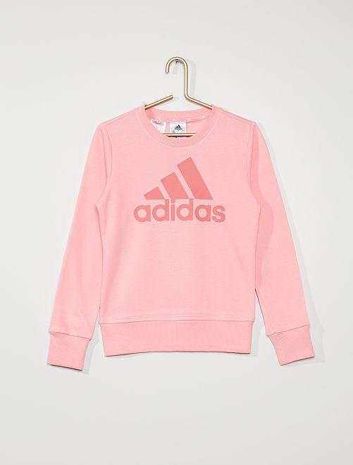 Sudadera de felpa 'Adidas'                             ROSA