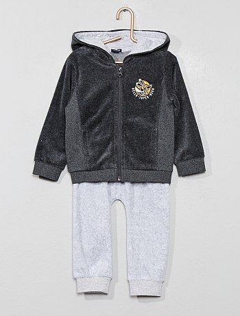 a7348a8179ba Rebajas conjuntos bebé niño baratos - moda Bebé niño   Kiabi