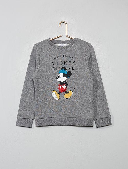 Sudadera 'Mickey Mouse'                             GRIS