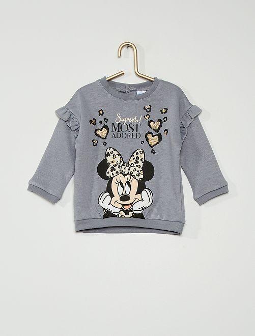 Sudadera 'Minnie'                                         gris