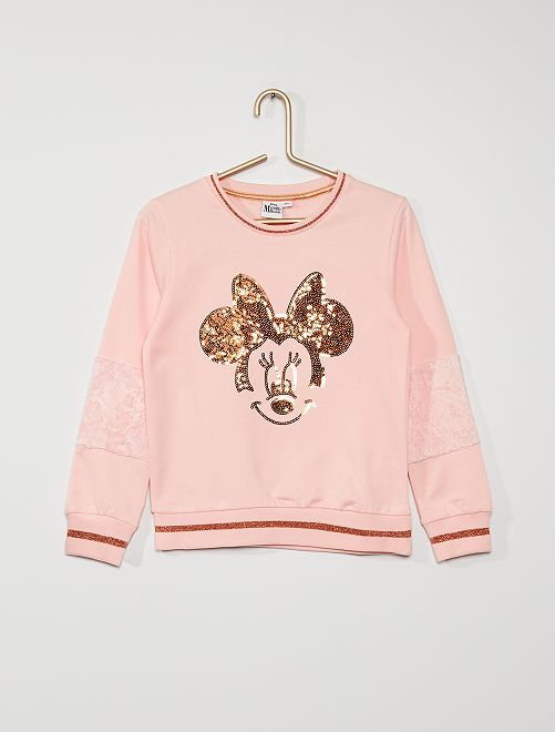 Sudadera 'Minnie'                                         rosa
