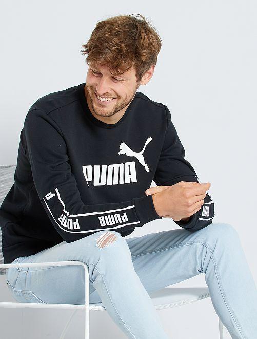 Sudadera 'Puma'                             NEGRO