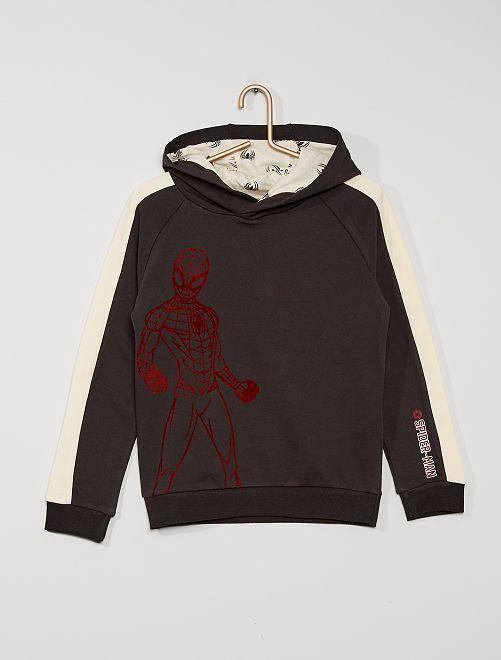 Sudadera 'Spider-Man'                                         NEGRO