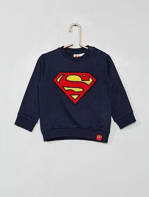 Sudadera 'Superman'                             AZUL