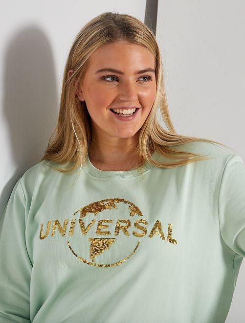 Sudadera 'Universal'                             VERDE