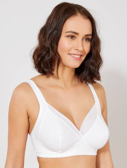 Sujetador Feel Good support de 'Playtex'                             blanco