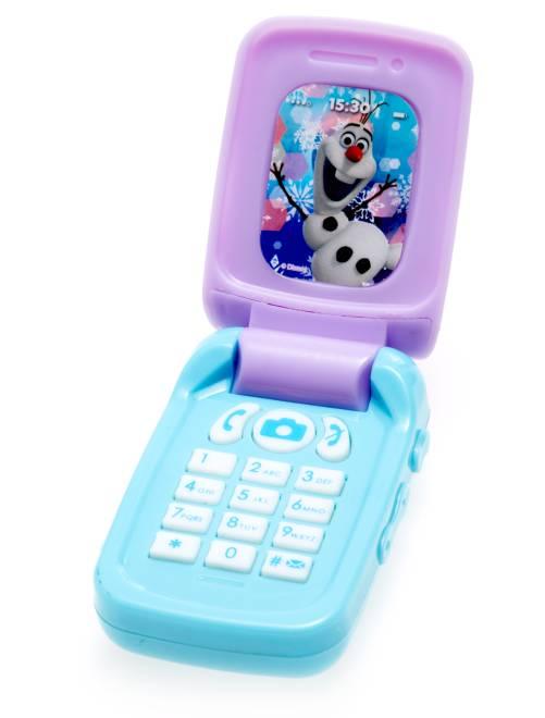 Teléfono móvil de juguete 'Frozen'                             azul claro Chica