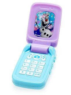 Teléfono móvil de juguete 'Frozen'