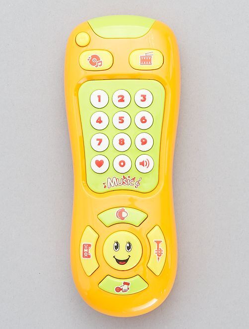 Teléfono para bebé                     amarillo Bebé niño