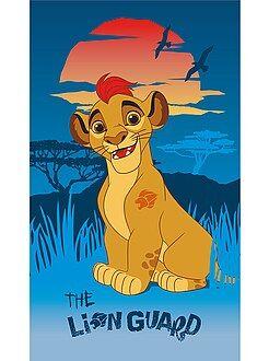 Toalla de baño de 'La guardia del león' - Kiabi