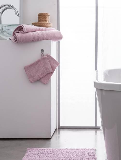 Toalla de baño                                                                                                                                         rosa