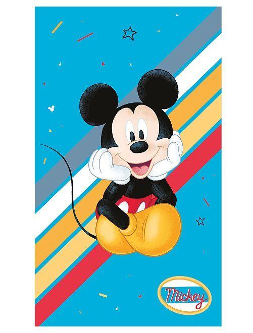 Toalla de playa 'Mickey'                             azul
