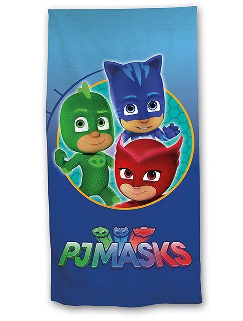 Toalla de playa 'PJ Masks'                             azul