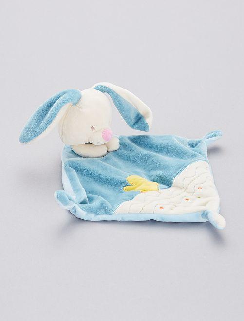 Trapito de 'conejo'                                         azul