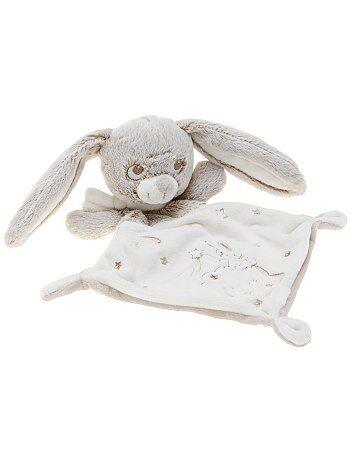Niña 0-36 meses - Trapito de conejo - Kiabi