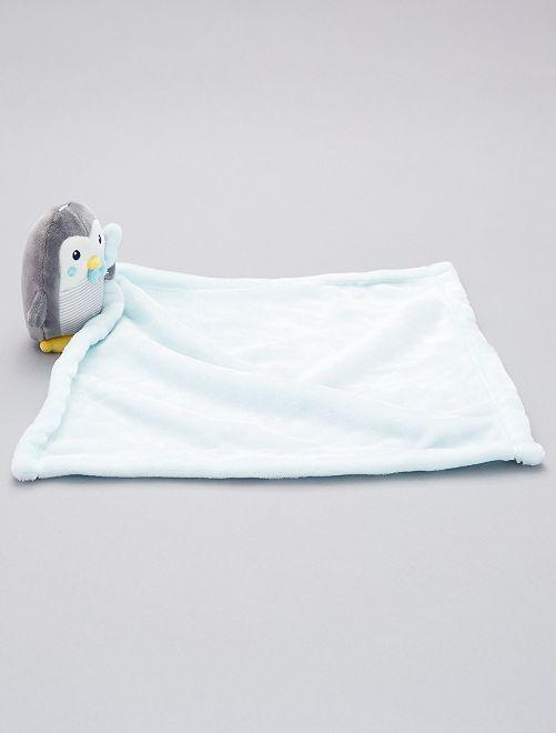 Trapito de 'pingüino'                                                                                         AZUL
