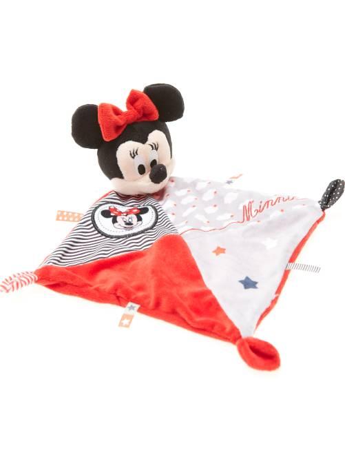 Trapito 'Disney' de terciopelo                             minnie Bebé niña