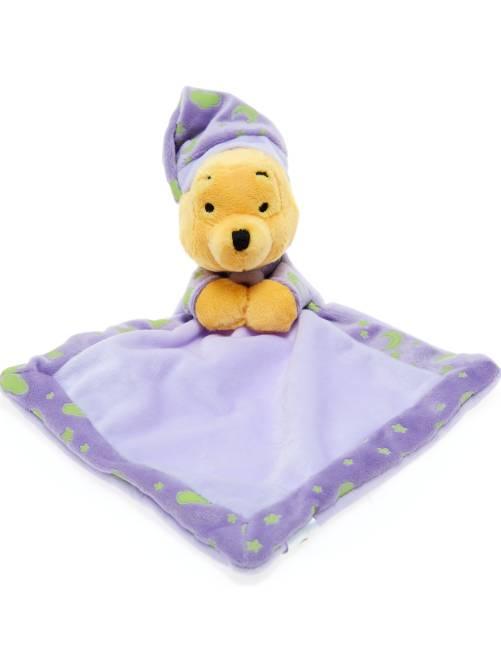 Trapito luminiscente de 'Minnie Mouse' rosa Bebé niña