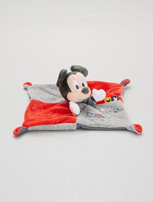 Trapito Mickey de 'Disney'                             rojo/gris