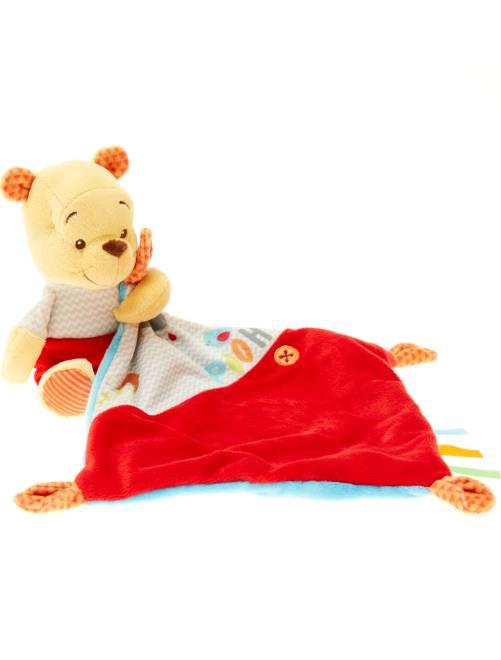 Trapito 'Winnie The Pooh'                             rouge/bleu Bebé niña