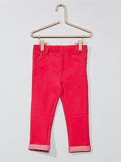 Pantalones, vaqueros, calzoncillos - Tregging stretch - Kiabi