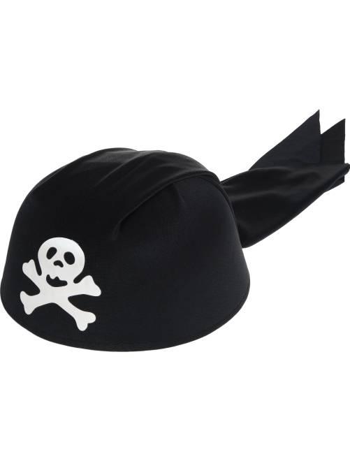 Turbante de pirata                             negro Accesorios