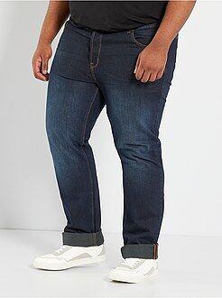 Vaqueros - Vaquero comfort 5 bolsillos - Kiabi