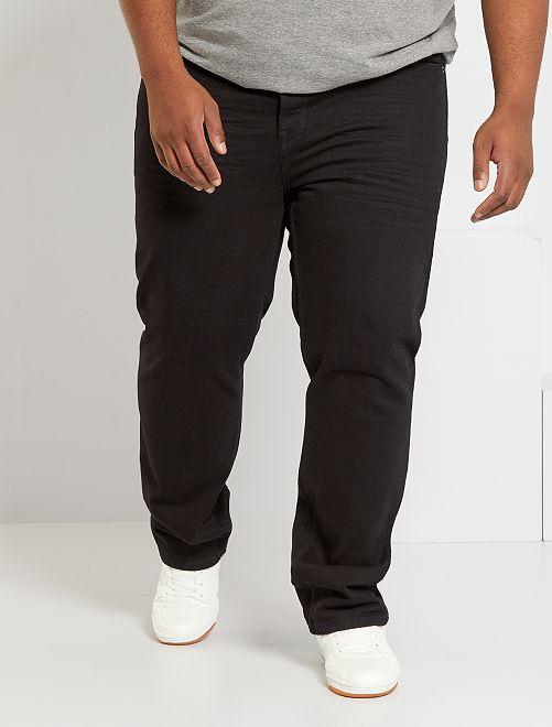 Vaquero comfort 5 bolsillos                                                                 NEGRO