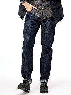 Vaquero regular con 5 bolsillos largo US 34