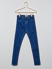 diseño atemporal 599a9 31968 Pantalones vaqueros de Niña | Kiabi