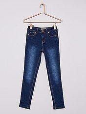 Pantalones Vaqueros De Nina Kiabi