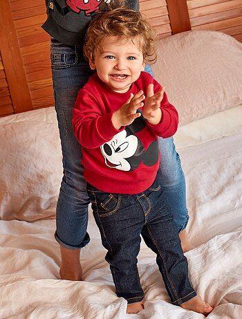 Niño 0-36 meses - Vaquero slim con cintura ajustable - Kiabi