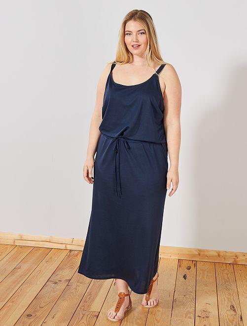 Kiabi mujer tallas grandes vestidos