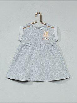Niña 0-36 meses - Vestido corto 'Conejita' - Kiabi