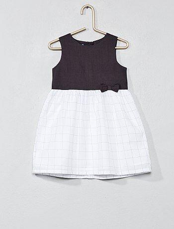 833f98921 Bebé - mejor precio en ropa Vestidos y faldas Bebé niña | Kiabi
