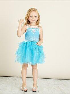 Disfraces niños - Vestido de princesa 'Frozen' - Kiabi