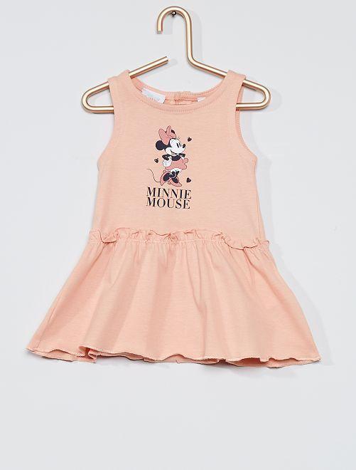 Vestido de rayas 'Disney'                             ROSA