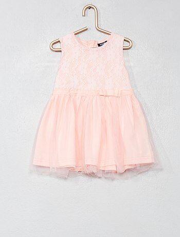 Niña 0-36 meses - Vestido de tul - Kiabi bc7c087c2a2