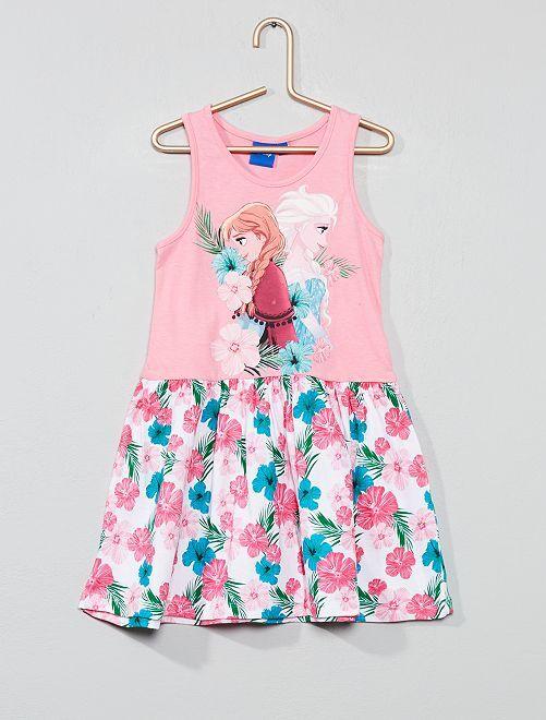 Vestido 'Frozen'                                         rosa Chica