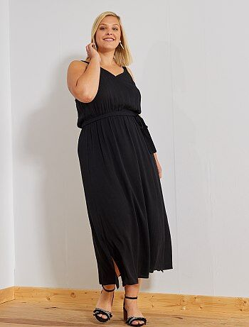 9bab7edc6 Vestidos Tallas grandes mujer | talla 54 | Kiabi