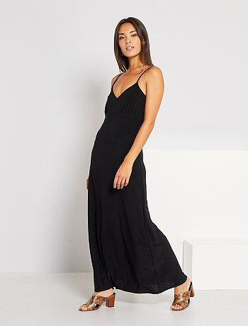 250b7b021109 Vestidos de fiesta Mujer | negro | Kiabi