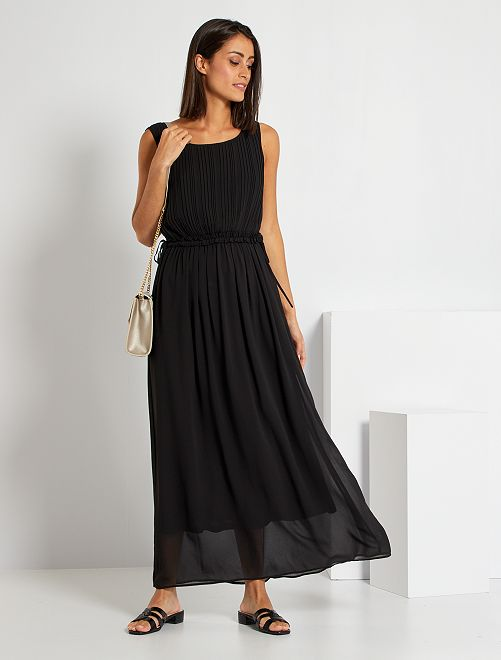 Vestido largo 'JDY'                             negro