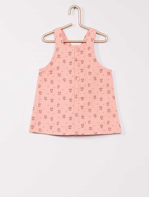 Vestido 'Minnie' de 'Disney' 'eco-concepción'                             ROSA