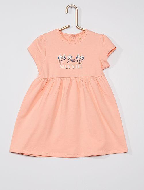Vestido 'Minnie' 'Disney' de algodón                             ROSA