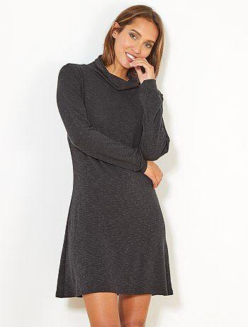 Mujer talla 34 to 48 - Vestido tipo globo - Kiabi