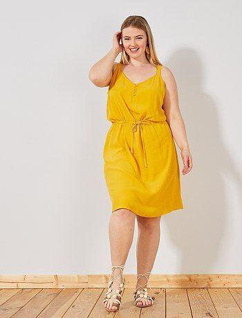 a83bb90bd7d Rebajas vestidos de tallas grandes para mujer Tallas grandes mujer ...