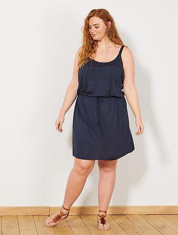 c589f88765e vestidos cortos en tallas grandes de mujer baratos - moda Tallas ...
