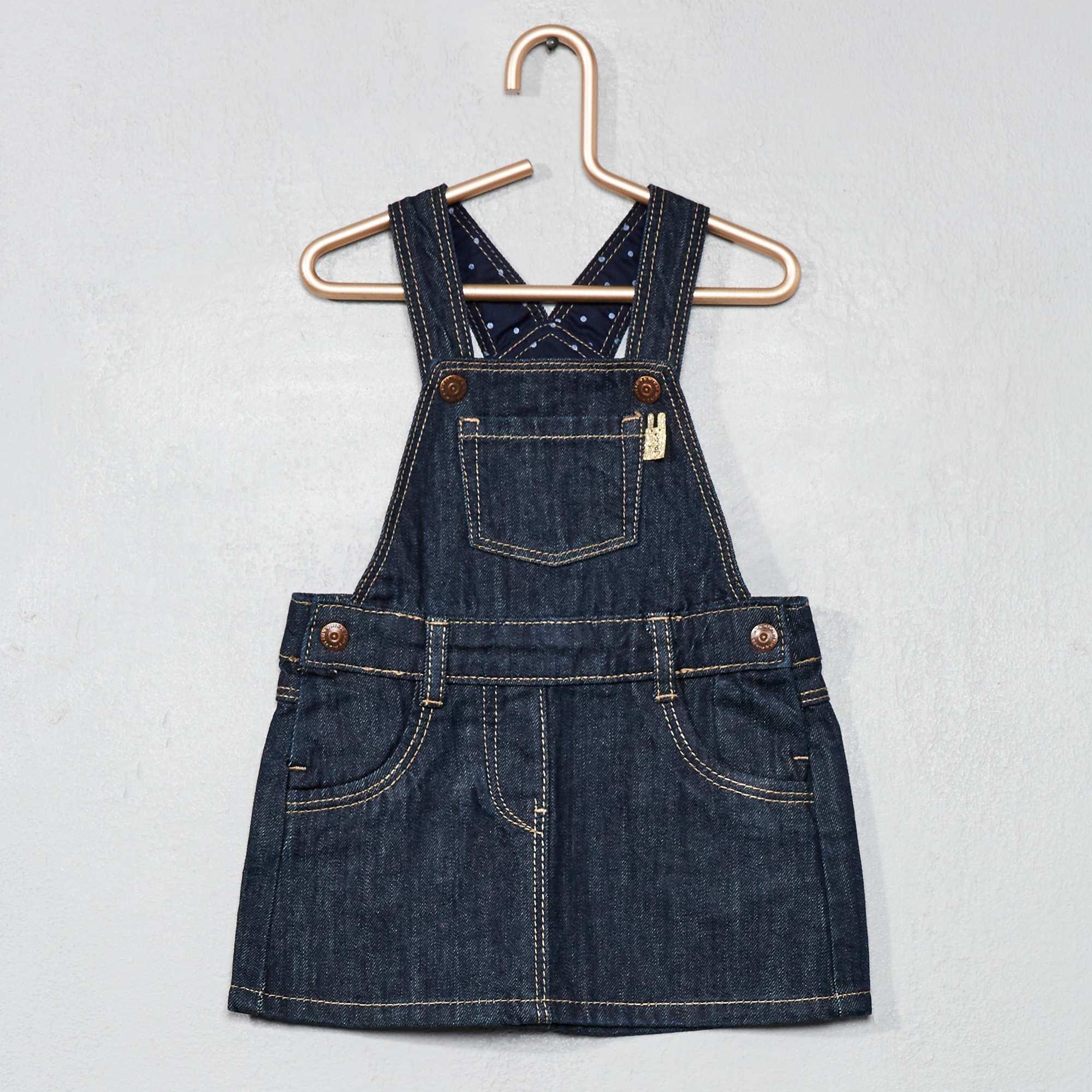 0f61c43c8 Vestido vaquero Bebé niña - brut - Kiabi - 12