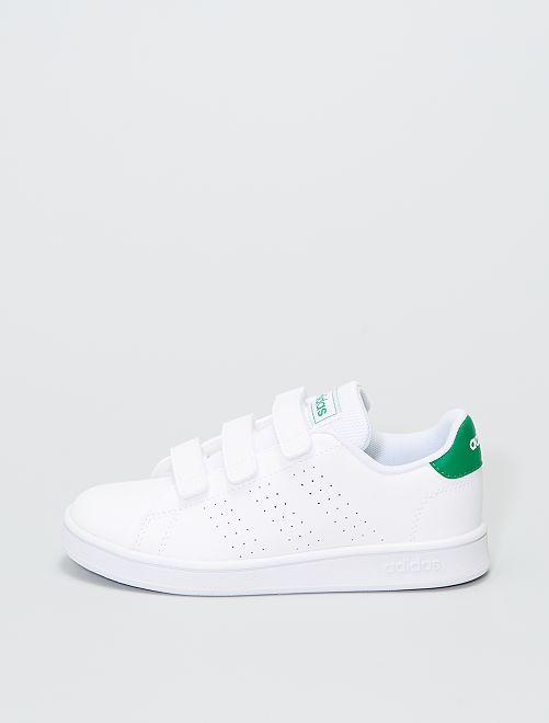 Zapatillas 'Adidas Advantage'                             BLANCO