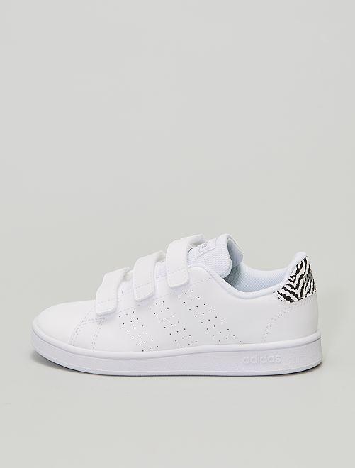Zapatillas 'Adidas Advantage C'                             BLANCO